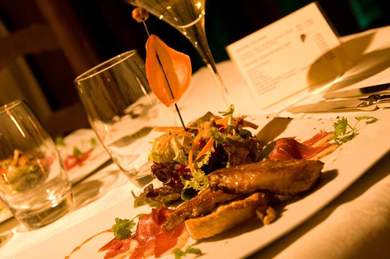 Gourmet wanderung randonn es et balades d 39 un hotel l - La table alsacienne kaysersberg ...